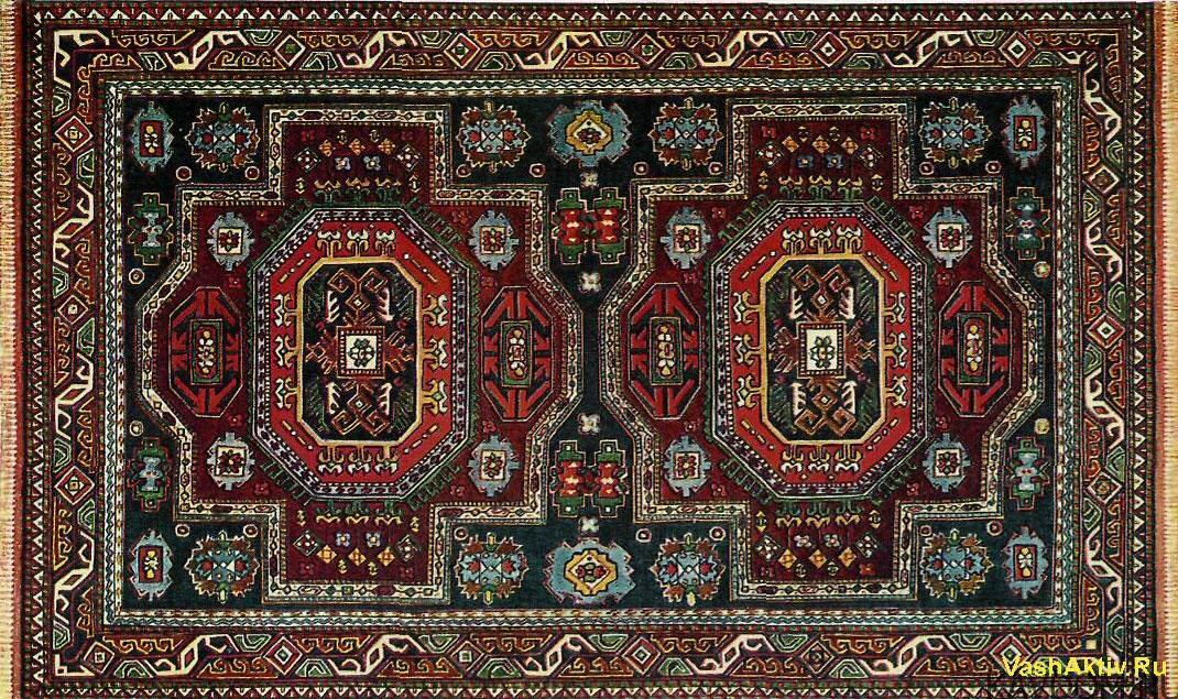 Дагестанские ковры фото